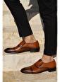 Ayakland P545 %100 Deri Klasik Erkek Ayakkabı Taba